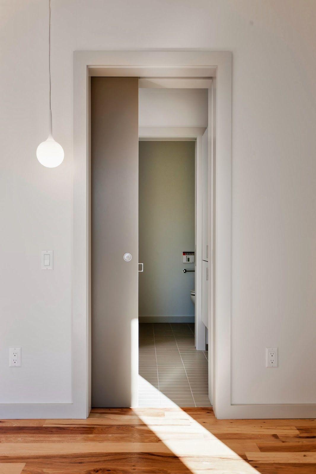 Hafele Pocket Door Edge Pull | Pocket doors, Pocket door ...