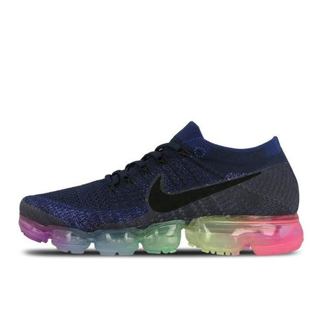 timeless design d8943 fa644 Intersport Original New Arrival Official Nike Air VaporMax Be True Flyknit  Breathable Men s Running Shoes Sports