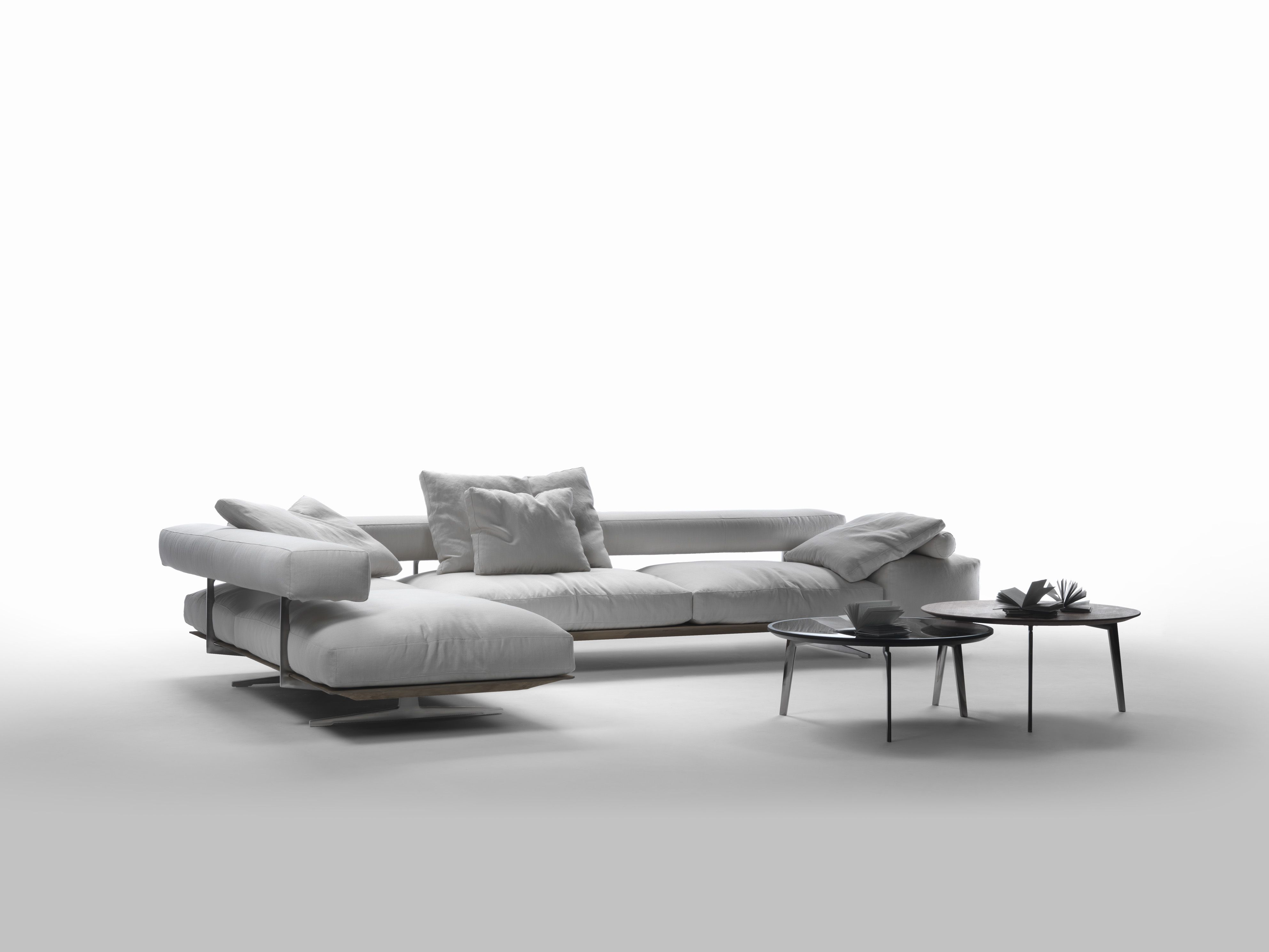 WING Corner sofa by FLEXFORM design Antonio Citterio