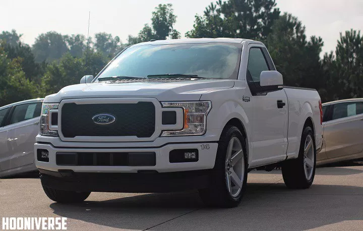 Ford 150 Lighting Tribute Discover It Peeker Automotive Automotive Industry Car Reviews Automotive Ford F150 Ford Ford Trucks