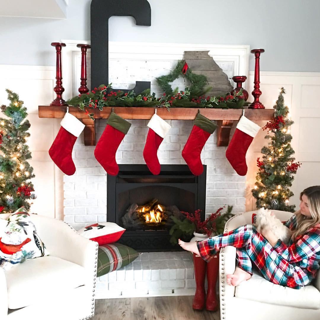 Christmas Home decor, Christmas pajamas,Pottery Barn decor