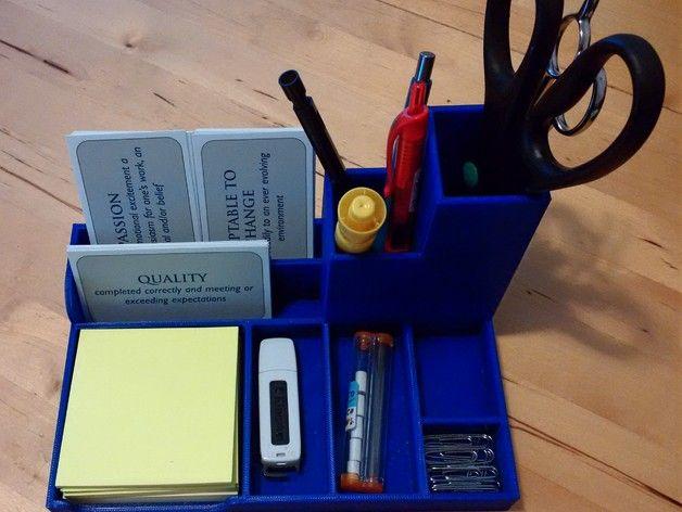 Desktop Organizer By Jsquaredz