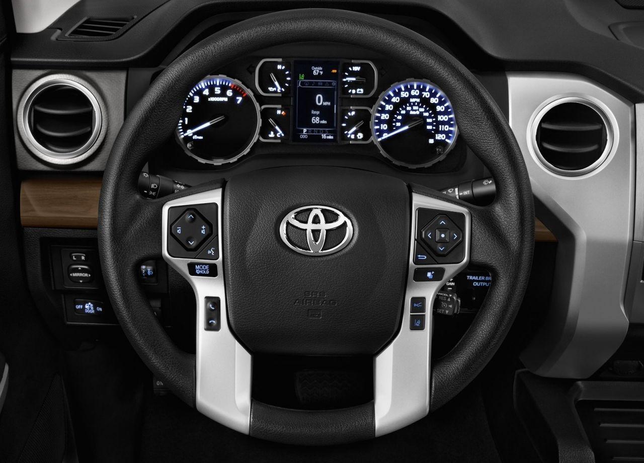 Toyota Tundra 2018 Интерьер салона, Фотографии