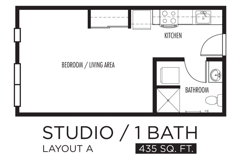 One Room Apartment Layout Ideas 12 Studio Floor Plans Studio Apartment Floor Plans One Room Apartment