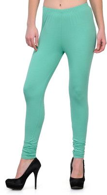 93a7d00d5d710c Ffu Women's Leggings - Buy Light Green Ffu Women's Leggings Online at Best  Prices in India