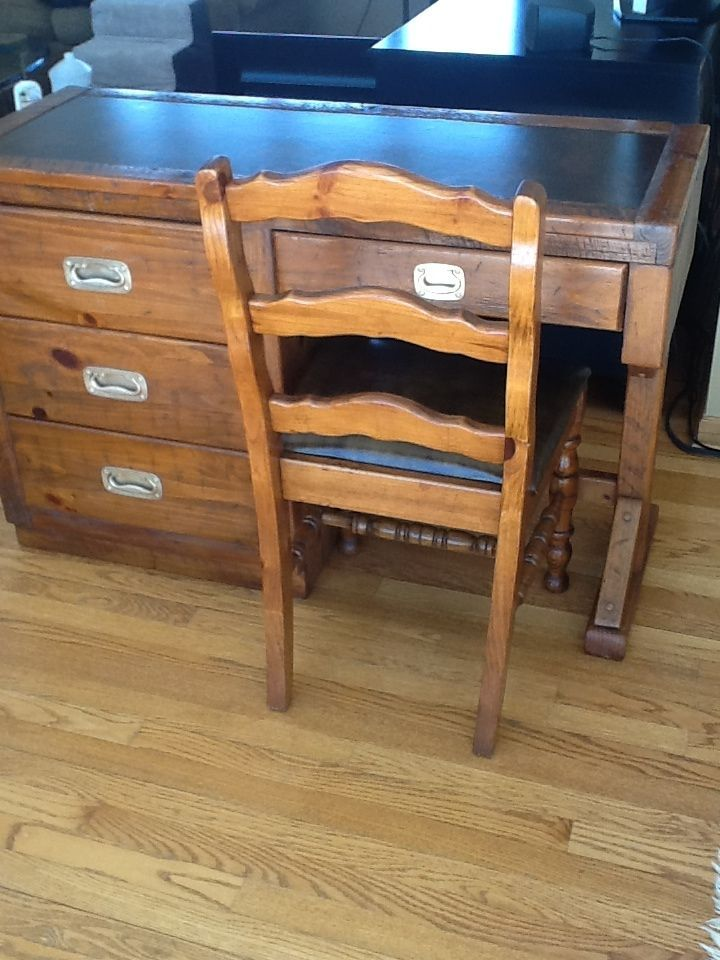 Explore Pine Desk Knotty And More YOUNG HINKLE