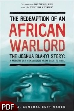Pdf e book download item the redemption of an african warlord pdf e book download item the redemption of an african warlord the joshua blahyi story a modern day conversion from saul to paul by joshua blahyi fandeluxe Image collections