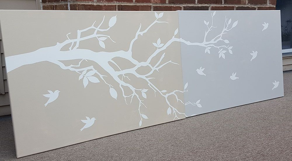 creating canvas art. Creating canvas art with ZERO artistic skills  http www trustthevisiondecor com