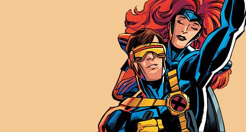 Scott Summers Jean Grey In X Men 92 1 Marvel Jean Grey Marvel Couples Jean Grey