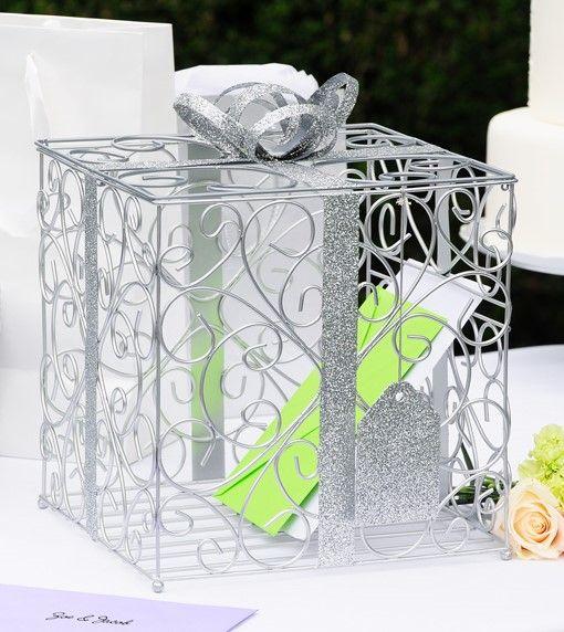 Pin By Sara Al On Wedding Ideas Card Box Wedding Reception Card Holder Wedding Card Holder