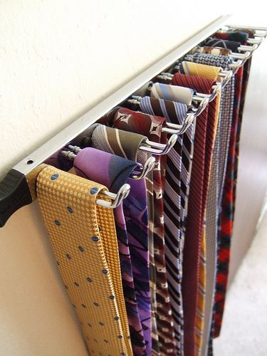 Tie Rack (Closetmaid) | Flickr   Photo Sharing!