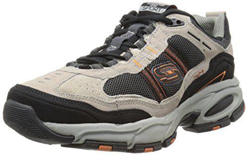 Skechers Sport Mens Vigor 2.0 Trait Memory Foam Sneaker. Rating 4.4/5 stars, 659 customer reviews