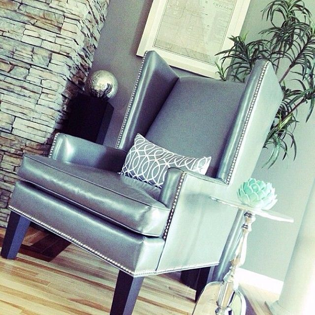 Accent Chair Alu Table