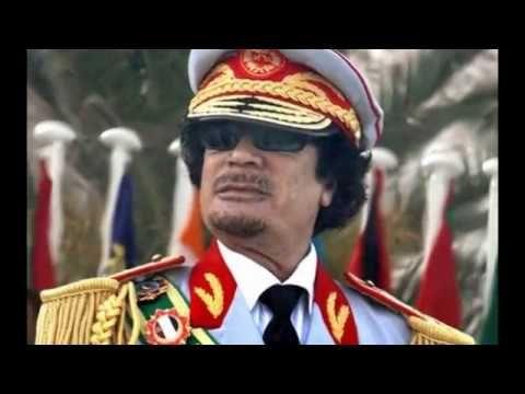 ALEXANDRE MILGRAU: Muamar Kadafi