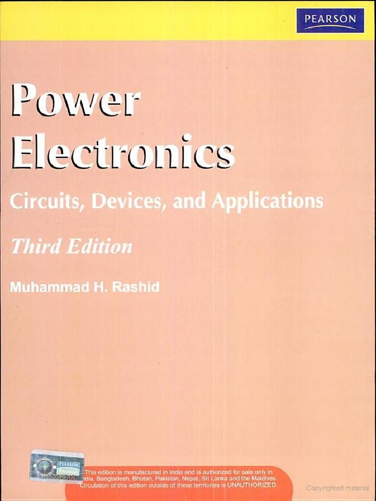 Power Electronic Power Electronics Power Electronics