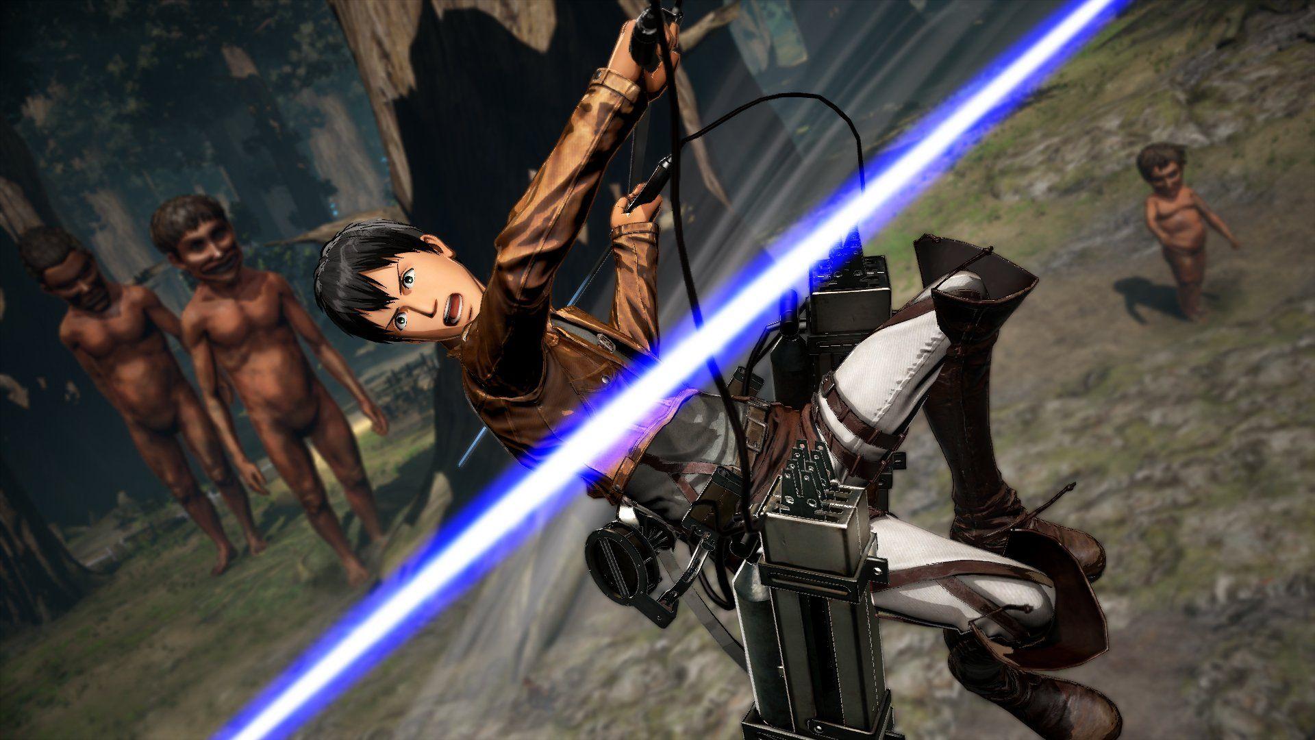 Attack on Titan 2 - Xbox One,#Attack, #Titan, #Xbox | Diy