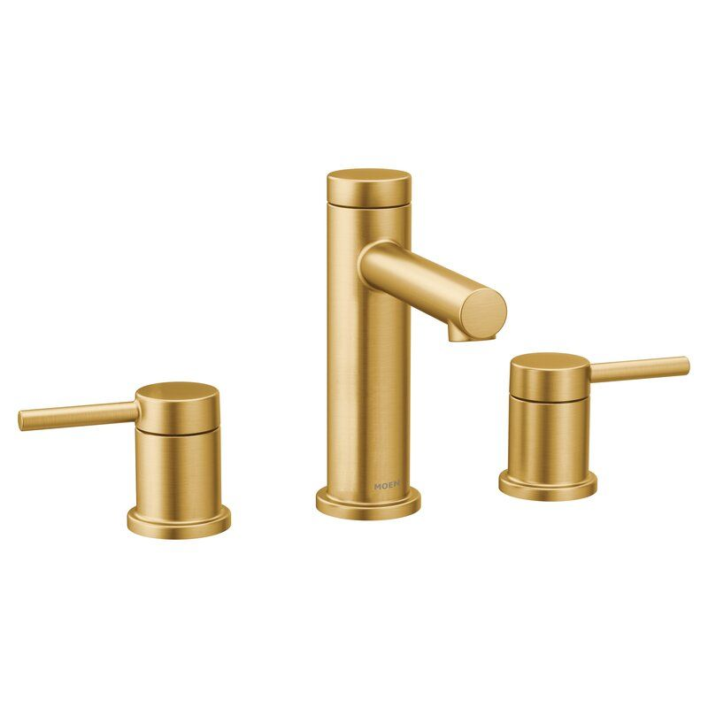 Align Widespread Bathroom Faucet In 2020 Bathroom Faucets Widespread Bathroom Faucet Gold Faucet