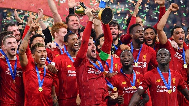 Liverpool Is Currently The Best Team In The World In 2020 With Images Liverpool Players Liverpool Club World Cup