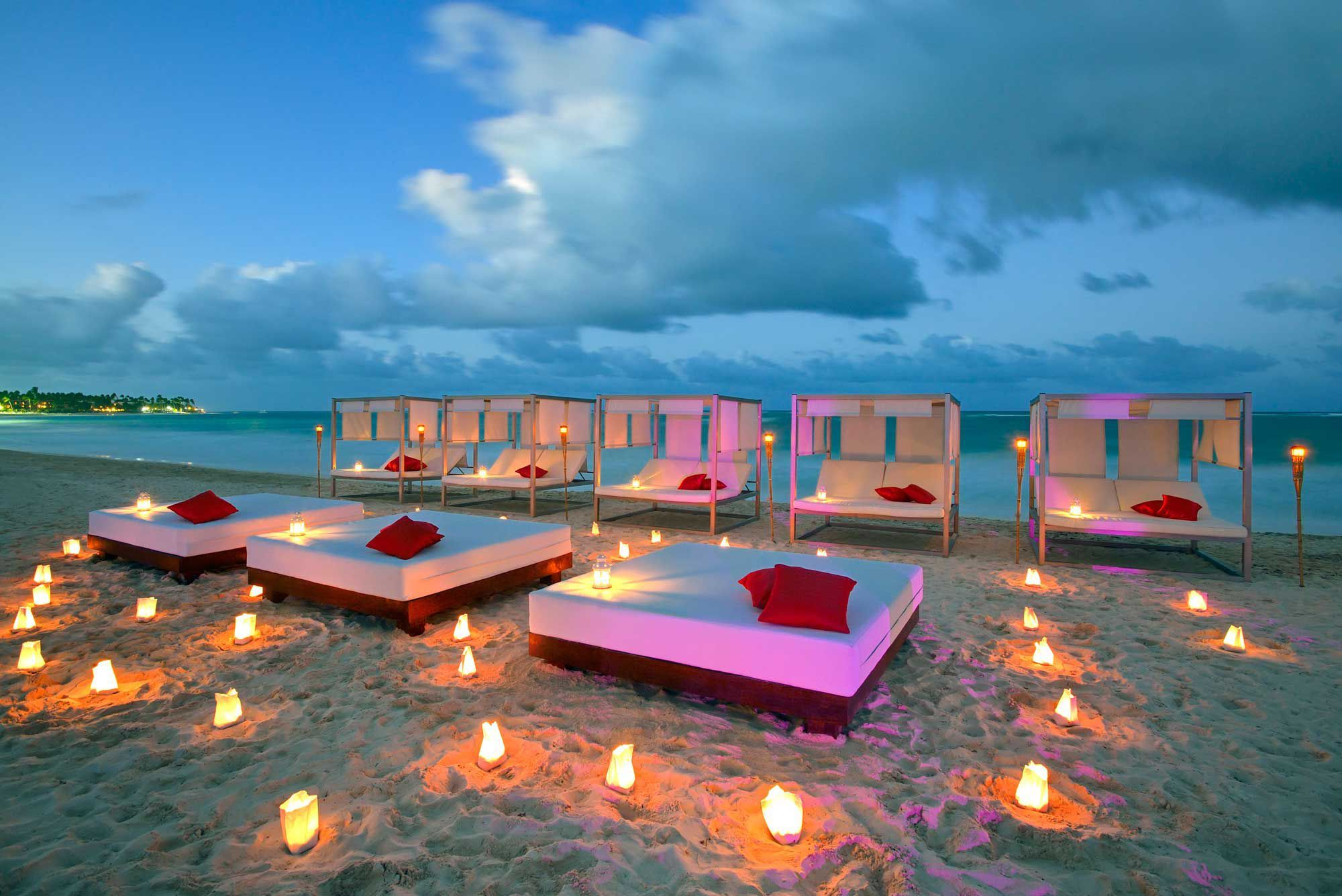 Cheap AllInclusive Honeymoon Packages  Winter weddings