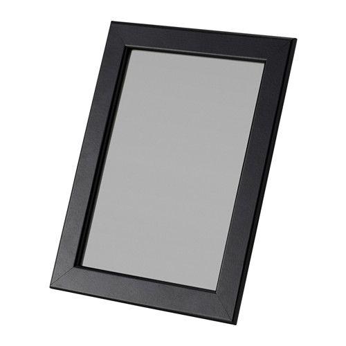 Fiskbo Frame Black 21x30 Cm Ikea Ikea Picture Frame Ikea Photo Frames Ikea Pictures