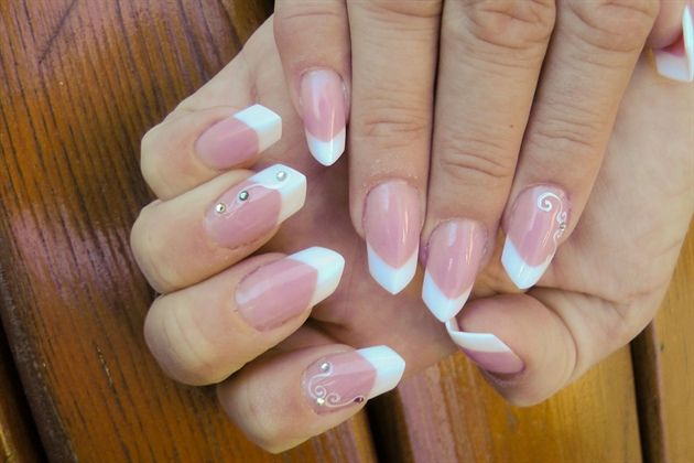 Different Nail Shapes: 8 Popular Nail Shape That You Must ... |Odd Nail Shapes