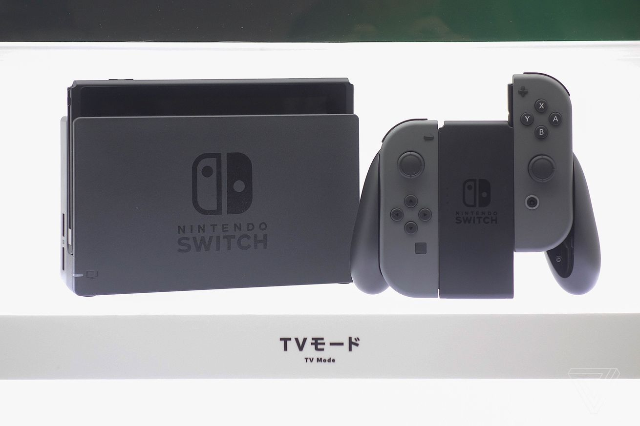 The Nintendo Switch won't have Netflix or other streaming