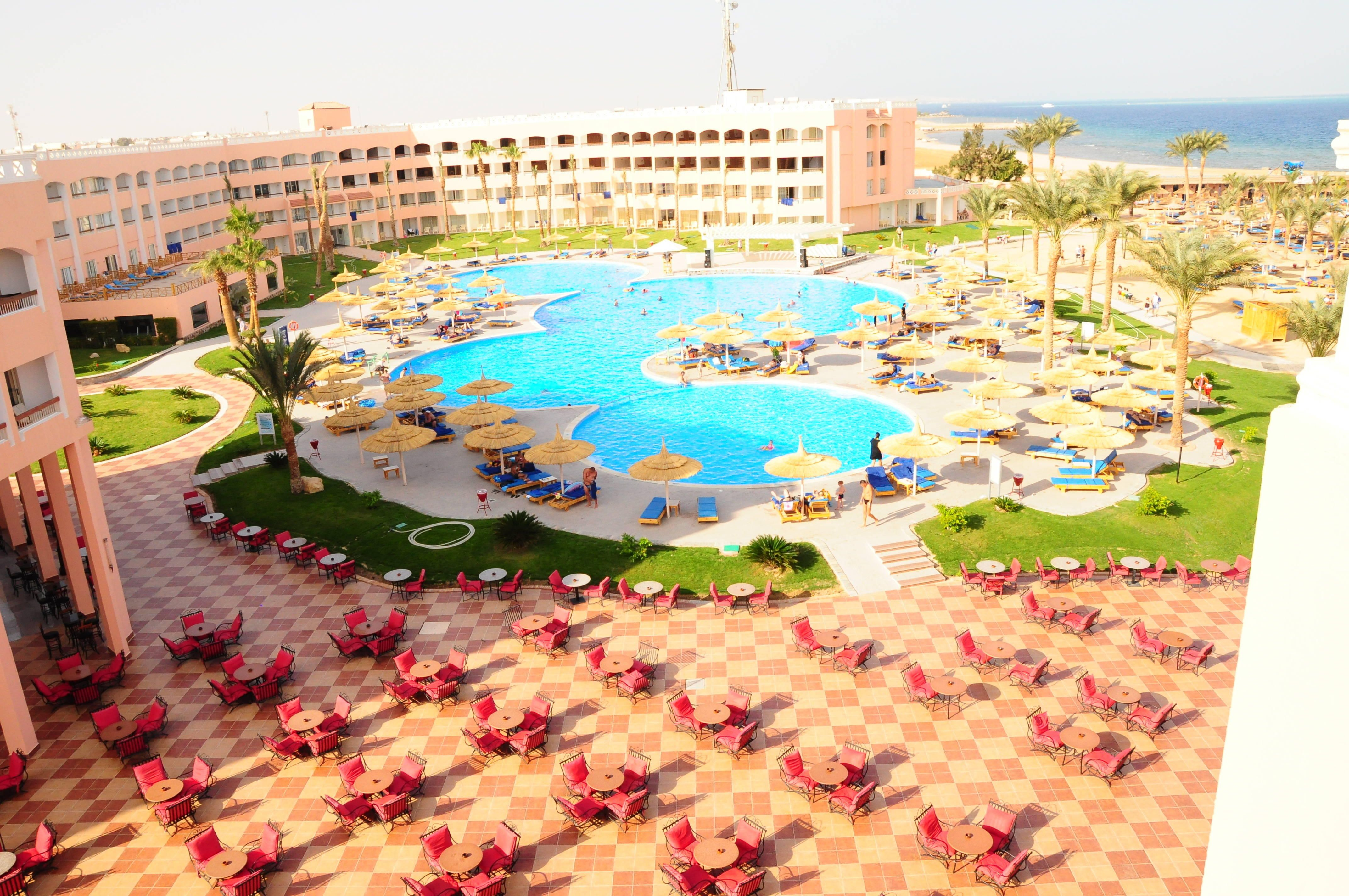 Beach Albatros Resort In Hurghada Holidaycheck Hurghada Safaga