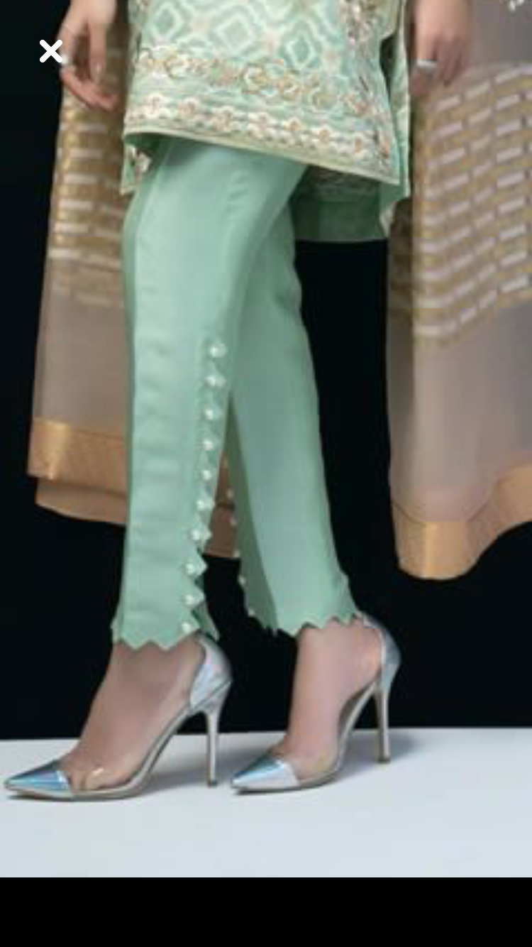 Pant Pajama Suit Design For Girls