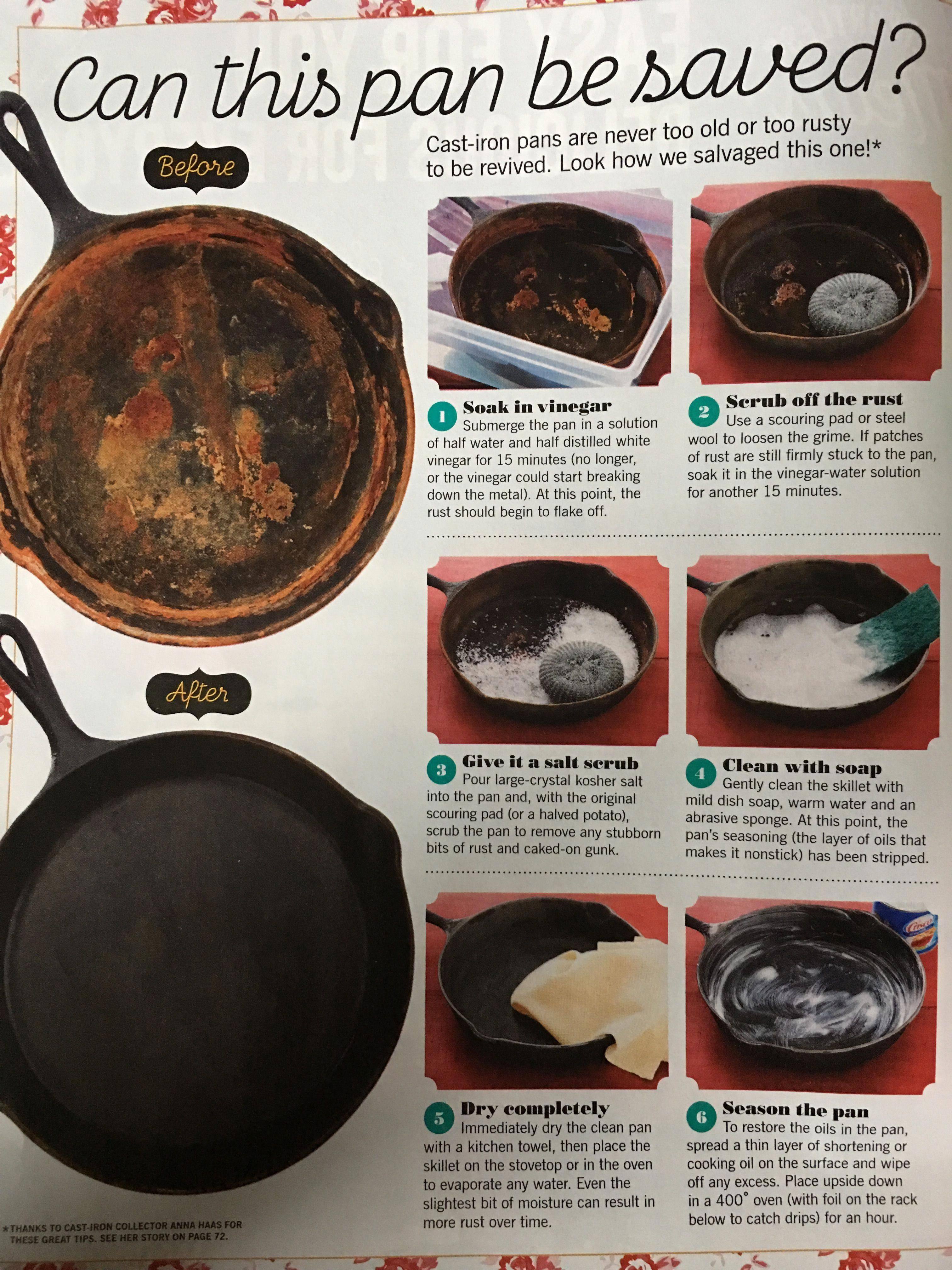 Fun Camp Cooking Dishes Are A Particularly Great Activity For Family Camp Outs On A Household Cleaning Cast Iron Skillet Cast Iron Cleaning Cast Iron Cooking