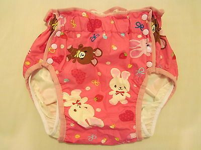 That's Adult baby diaper cover fashion can, too