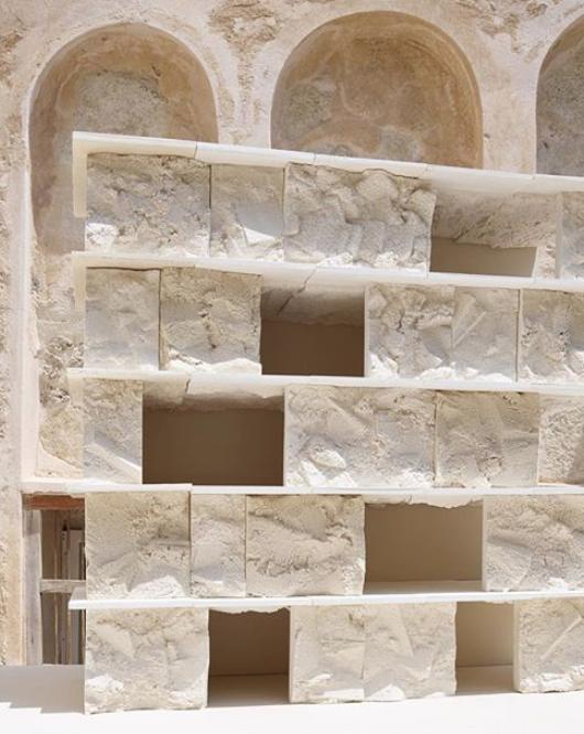 Studio Anne Holtrop Brick And Stone Architect Architecture Model