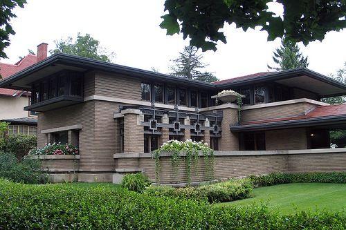 Meyer May House Grand Rapids Mi 1909 May House Frank Lloyd