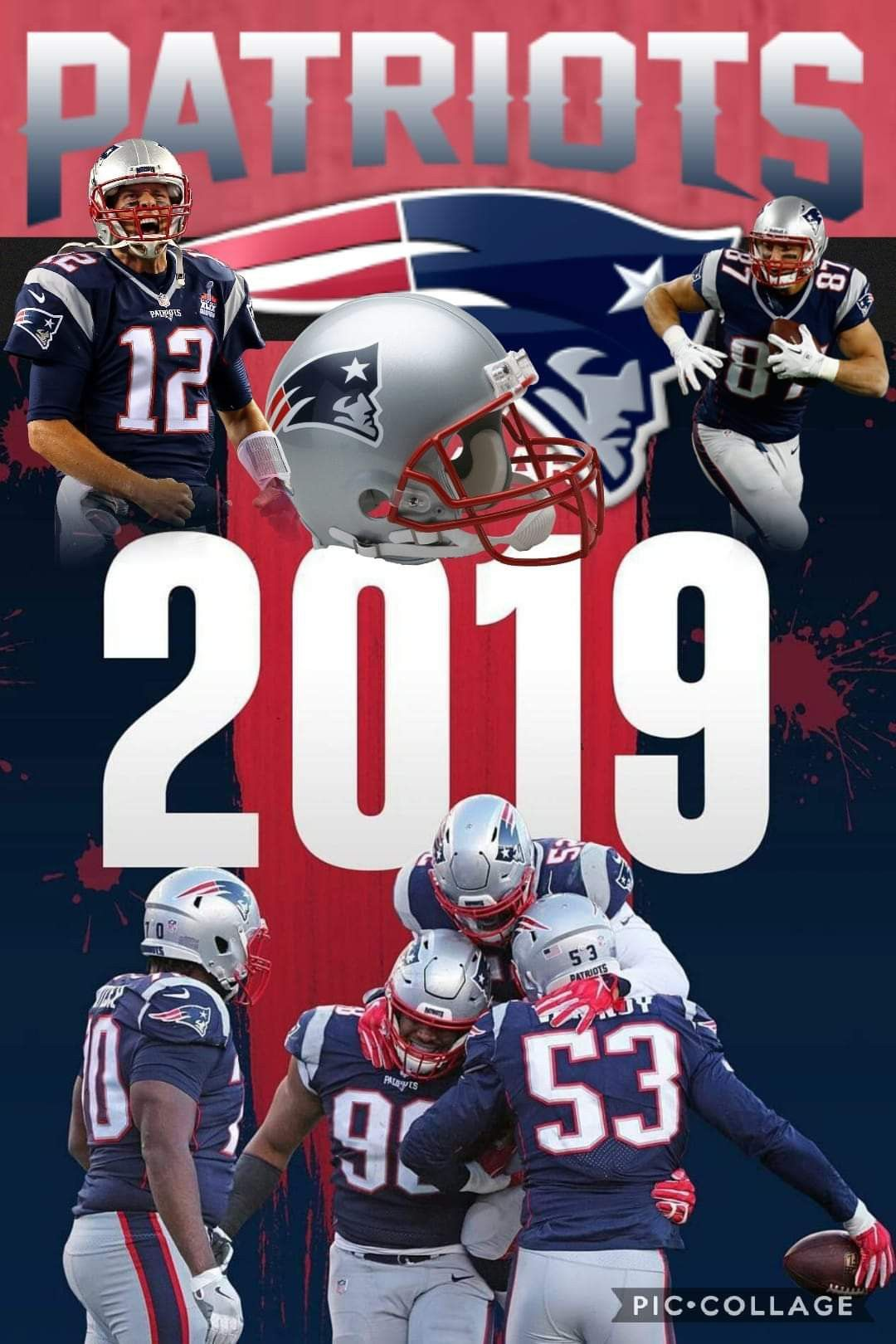Nep Baby 2019 Repost By Pulseroll The Leaders In Vibrating Training Recovery New England Patriots Football New England Patriots New England Patroits