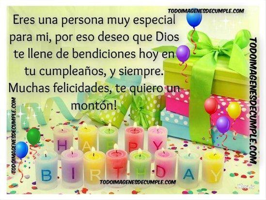 Tarjetas Gratis De Cumpleaños Para Hermano En Facebook Que Es Pensamientos De Feliz Cumpleaños Tarjetas De Cumpleaños Para Hermana Felicidades En Tu Cumpleaños