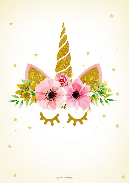 Best Wallpaper App For Iphone Unicornios Imagenes Para Invitaciones Infantiles