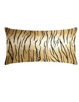 Satin Pillowcase For Curly Hair This Silky Smooth Tiger Striped Satin Pillowcase Is Perfect For Both
