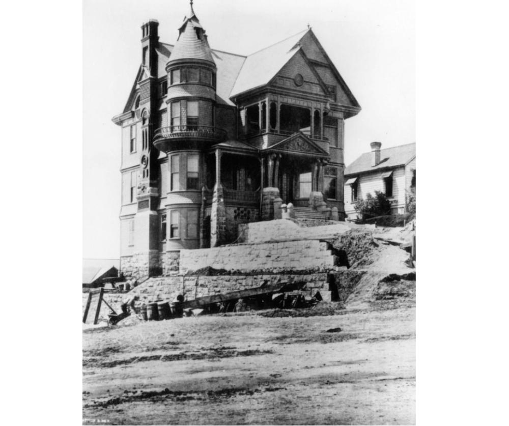 Hildreth, Edward And Sarah Carpenter, House
