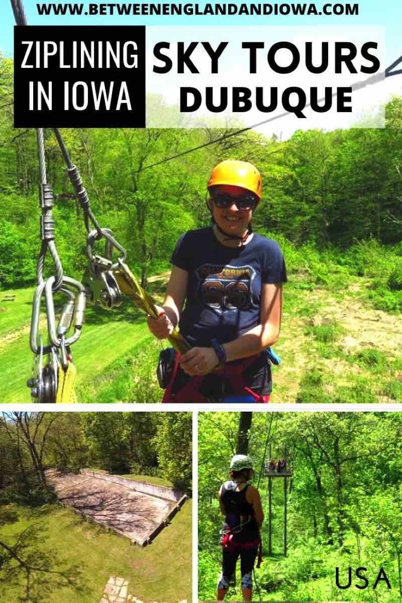 Sky Tours Dubuque Ziplining In Iowa Usa Iowa Travel Midwest Travel Dubuque