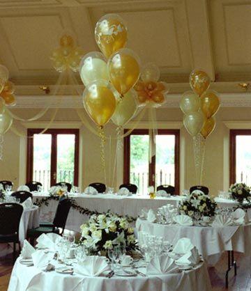 Elegant wedding centerpieces elegant and simple for Simple elegant wedding decorations ideas