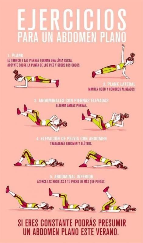 ejercicios de rutina para adelgazar en casa