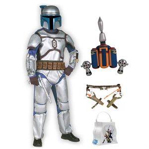Complete Deluxe Jango Fett Kids Costume - Kids Star Wars Costumes  sc 1 st  Pinterest & Complete Deluxe Jango Fett Kids Costume - Kids Star Wars Costumes ...