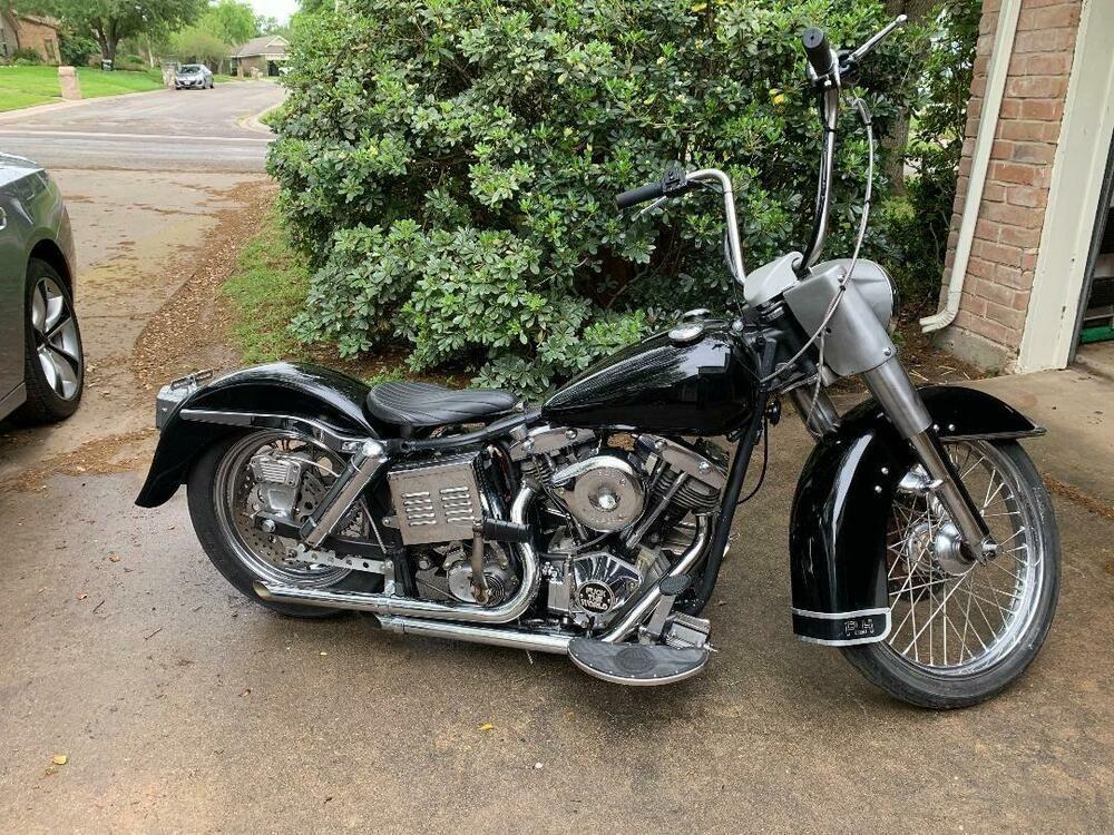 1982 Harley Davidson Flh Harley Davidson