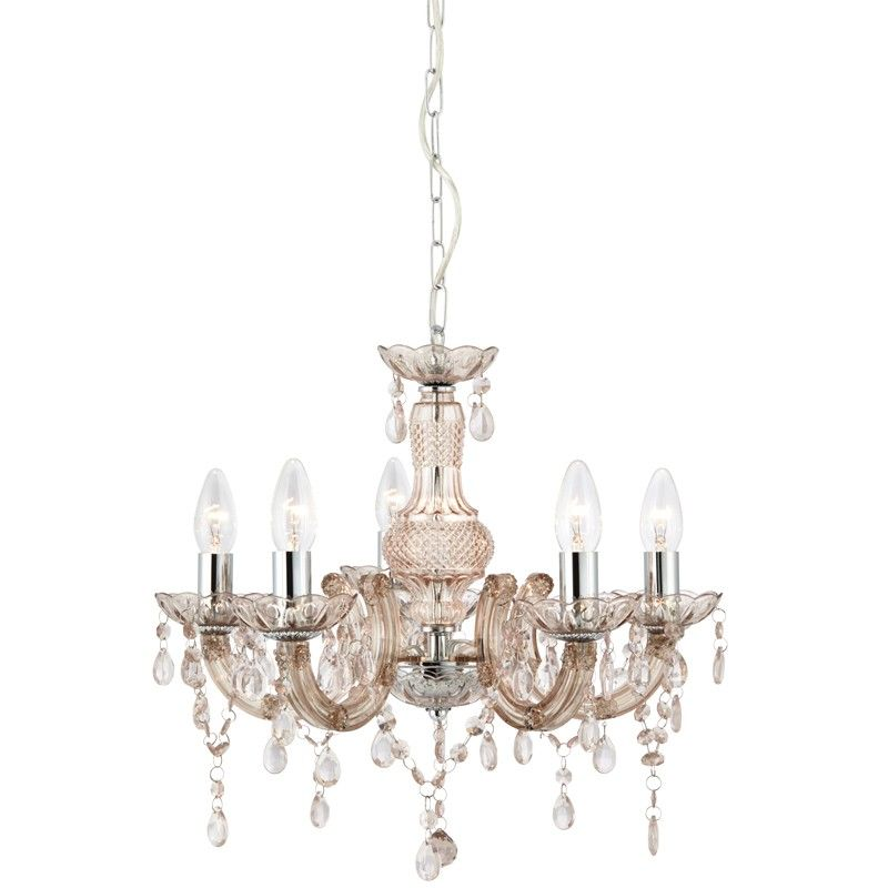 Marie therese 5 light chandelier mink lighting direct for the marie therese 5 light chandelier mink lighting direct aloadofball Choice Image