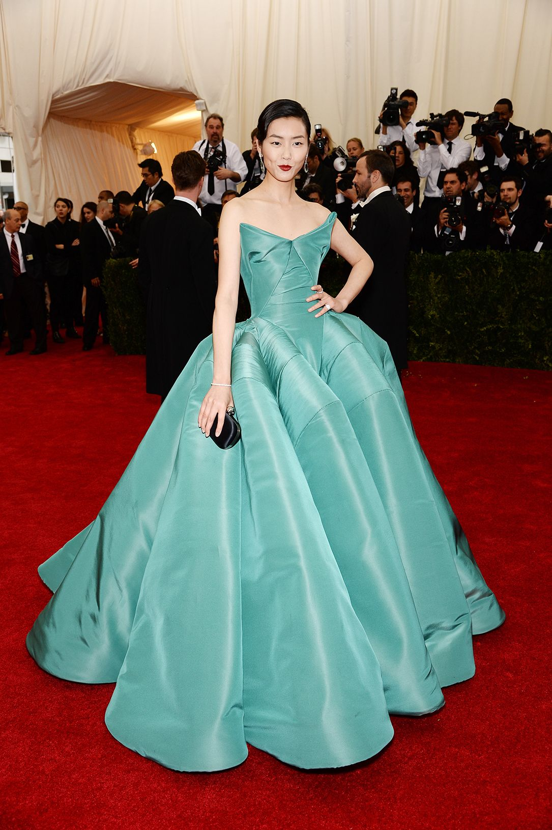 The Most Gorgeous Looks From The Met Gala | Met gala 2014 ...