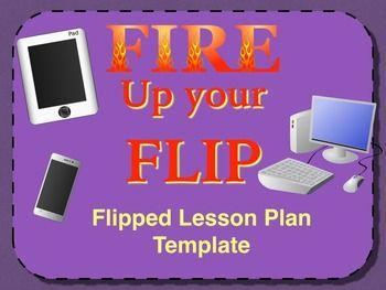 Flipped Lesson Plan Template for the flipped classroom  Organize     Flipped Lesson Plan Template for the flipped classroom  Organize what format  you will use
