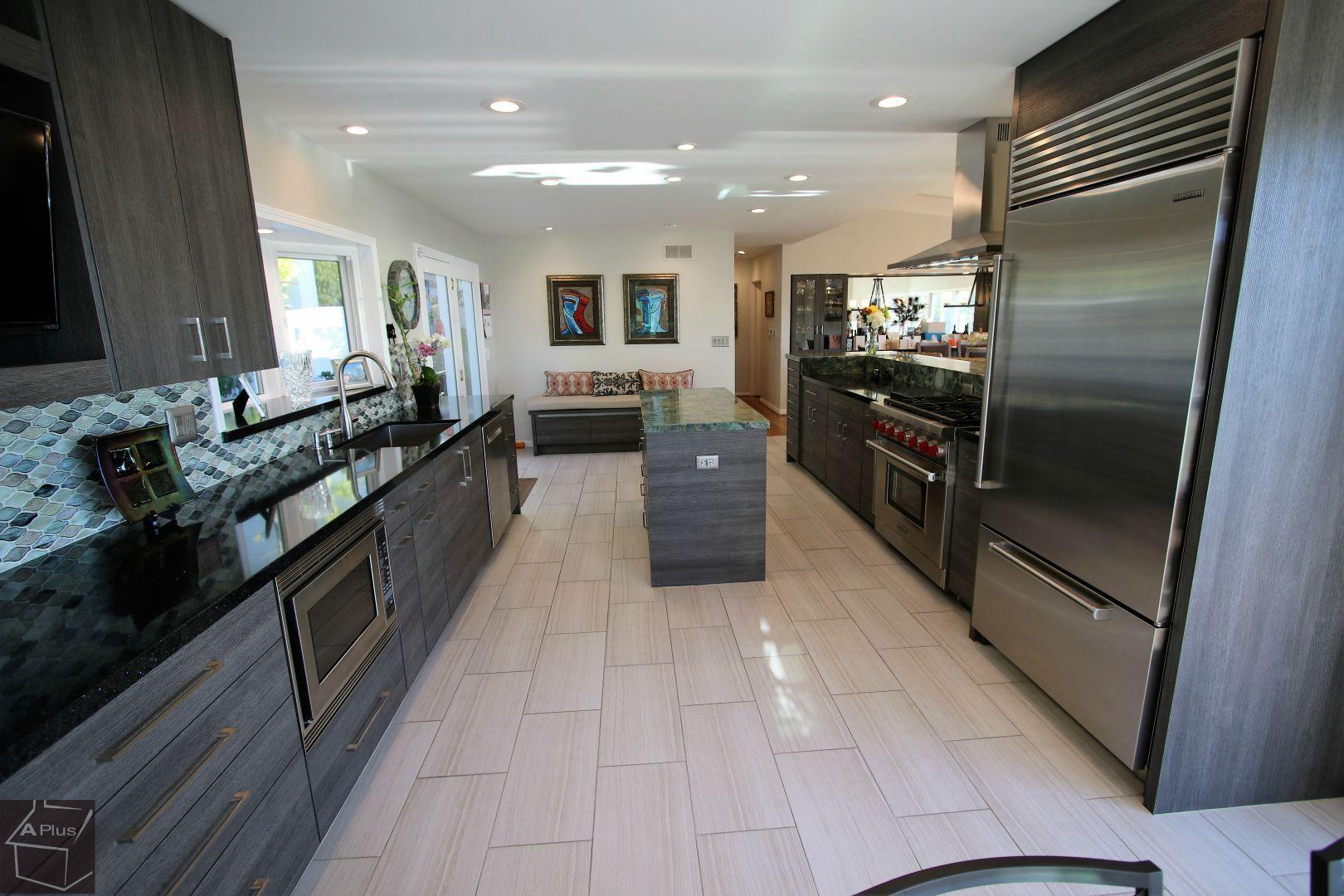 Kitchen Designer Orange County Stunning Design Build Contemporary Modern #kitchenremodel With Sophia Line Inspiration Design
