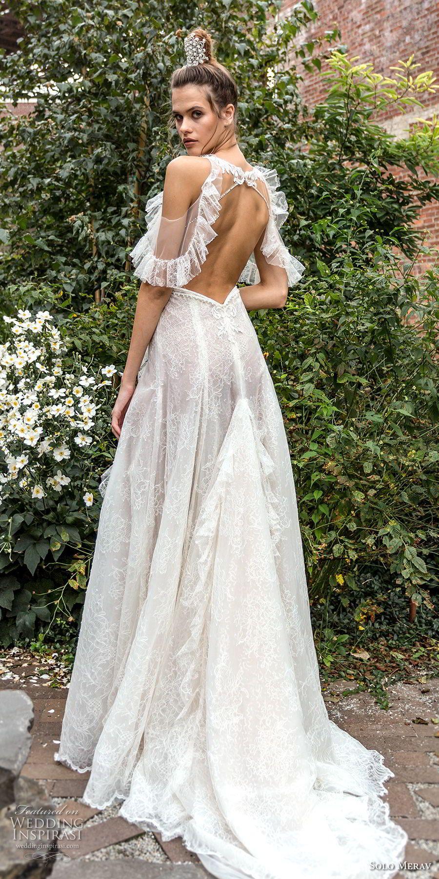 Bridal wedding dresses  Solo Merav  Wedding Dresses u ucWhite Princessud Bridal Collection