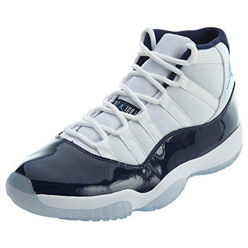 ef2bea163081ce The perfect Air Jordan 11 Retro Low Concord - 528895 153 Men Fashion Shoes.    94.87 - 2