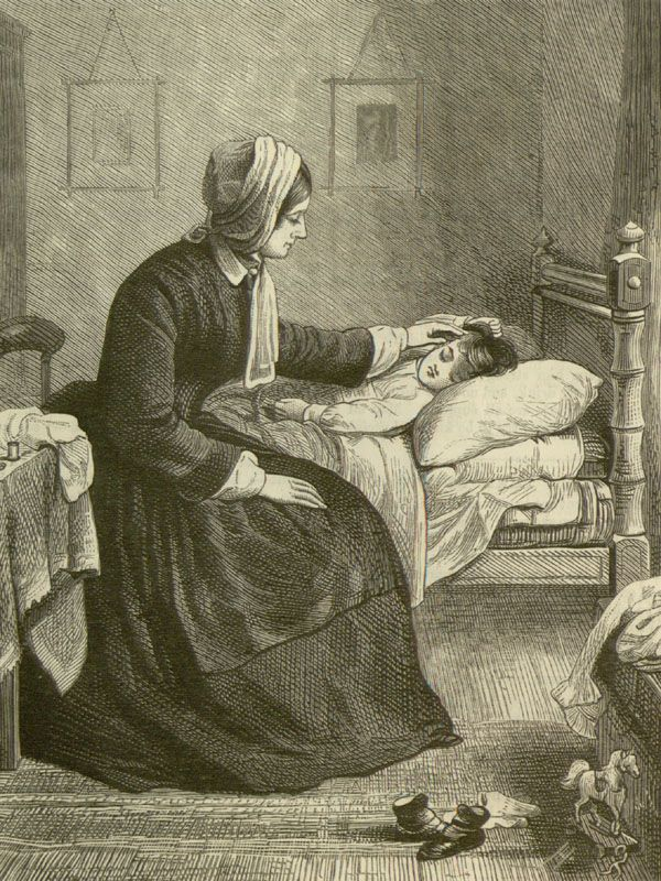 An analysis of contagious diseases during the victorian era