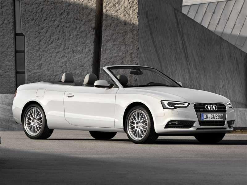 10 Four Seater Convertibles Audi A5 A5 Cabriolet Audi A5 Convertible